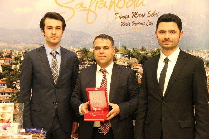 Safranbolu'ya 'Çevreye En Çok Yatırım Yapan Belediye Ödülü