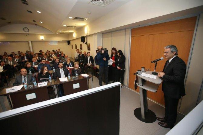 Karşıyaka Belediye Başkanı Akpınar'a 'Yılın Başkanı' ödülü