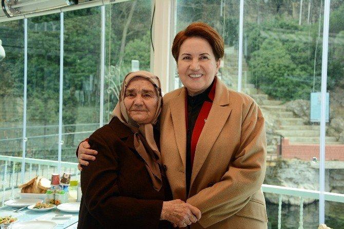 """Meral Akşener: """"Seni Seçenden Niye Korkuyorsun Kardeşim?"""""""