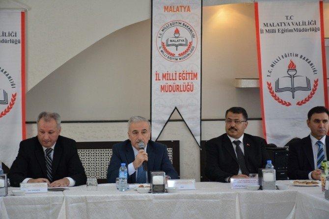 İl Hayat Boyu Öğrenme, Halk Eğitim Ve İş Birliği Komisyonu Toplantısı Yapıldı