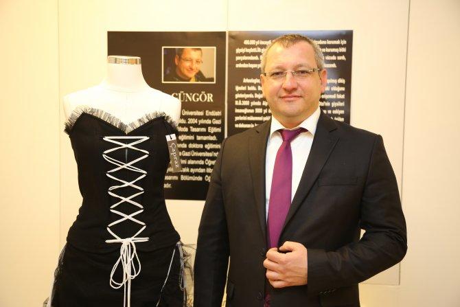 İpek Üniversitesi'nden modern giysi sergisi: Düet