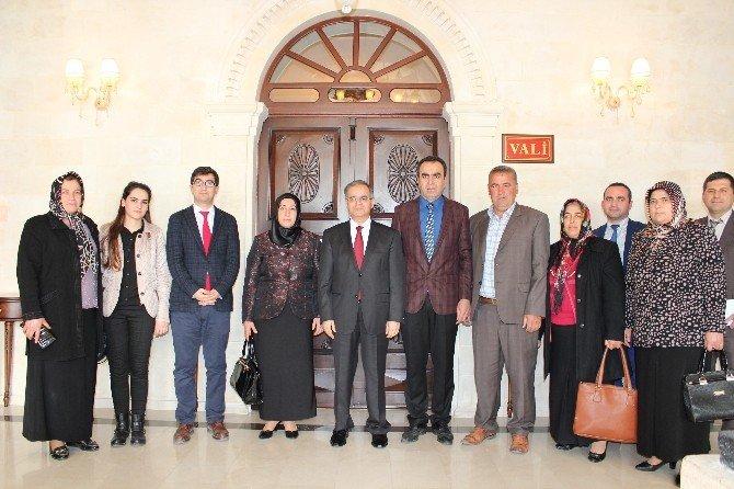 2016'nın İlk Güdümlü Projesi'nin Startı Kilis'ten Verildi