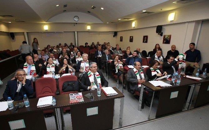 Karşıyaka Belediye Başkanına Ödül