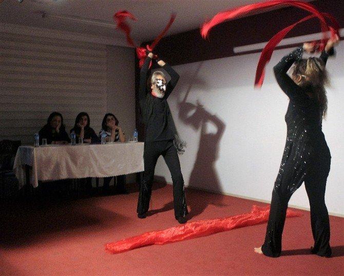 Narlıdere'de Yetenekler 'Engel' Tanımadı