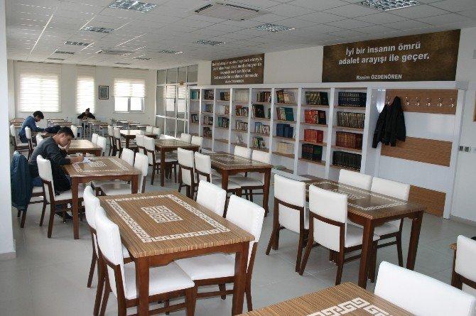 Kütüphanelerin Başkenti Kahramanmaraş
