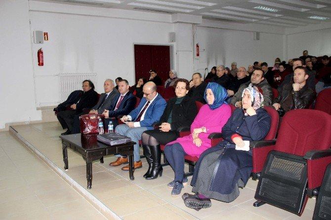 Akılcı İlaç Kullanımı Toplantısı Yapıldı