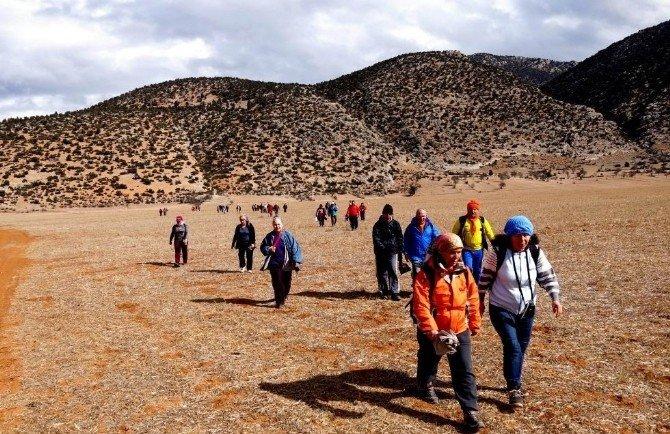 Kepez'de Doğa Yürüyüşleri Devam Ediyor