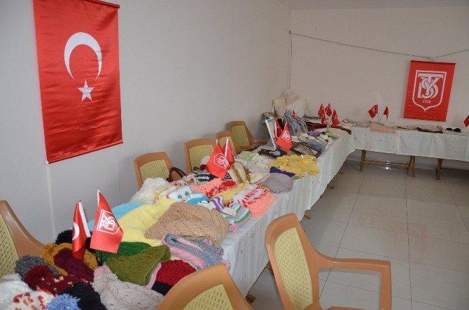 Fatsa'da Öğrenciler Yararına Kermes