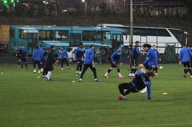 Karabükspor'da Altınordu Maçı Hazırlıkları