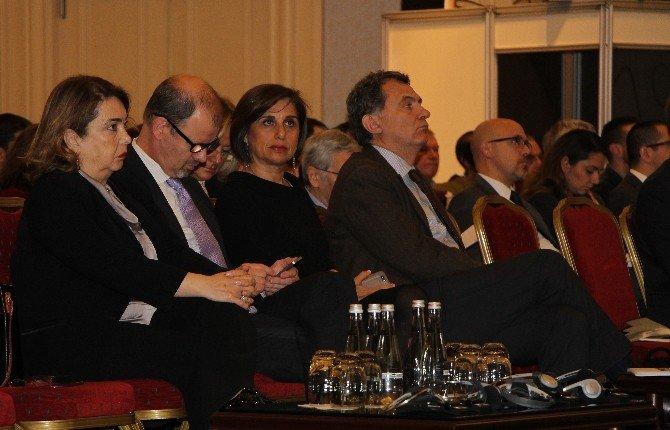 """Tüsiad Başkanı Symes: """"Küresel Büyüme Bu Sene De Beklenenin Altında Gerçekleşti"""""""