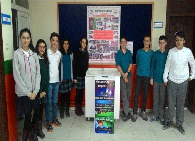 Lapsekili Öğrencilerin Robotları Bursa'da Yarışacak