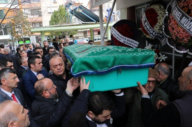 Başkan Ergün'ün Acı Günü
