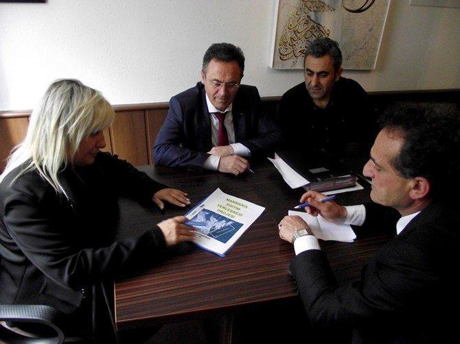 Marmaris'in Eğitim Kampüsü Hayali Gerçekleşiyor
