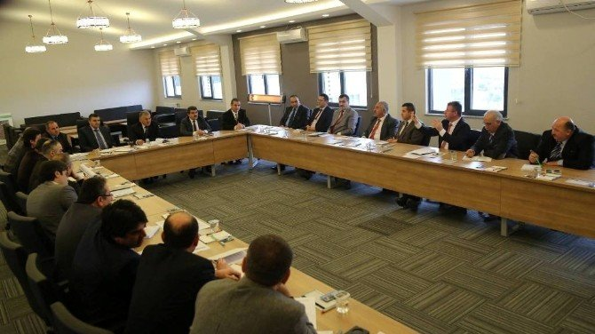 2016 Yılı Yatırım Ve Planlama Toplantısı