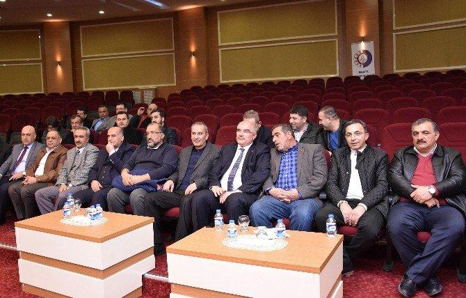 MTSO Şubat Ayı Meclis Toplantısı Yapıldı