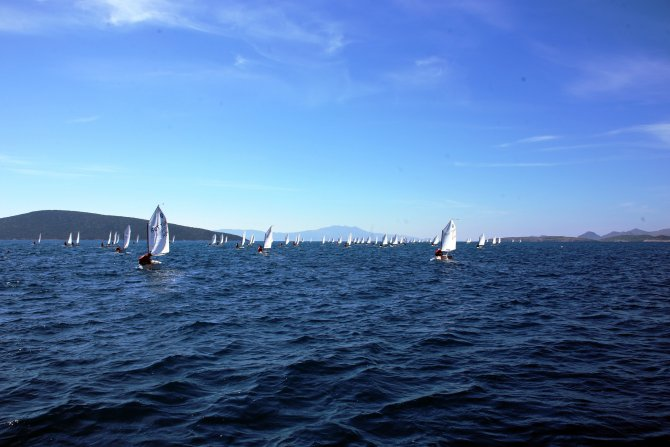 4. Bodrum International Optimist Regatta başlıyor