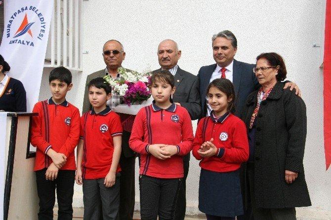 Muratpaşa Belediyesi'nden Spor Salonu Açılışı