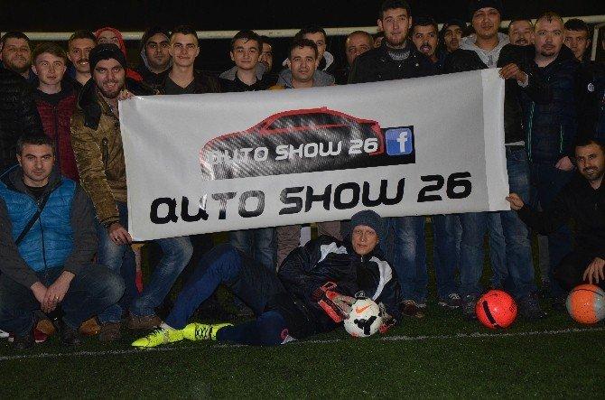 2 Eylül Spor Kulübü'ne Auto Show 26'dan Destek