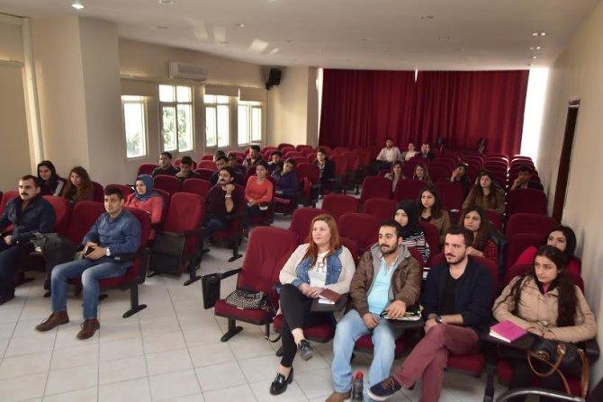 Osmaniye'de yüzme aday hakem kursu açıldı