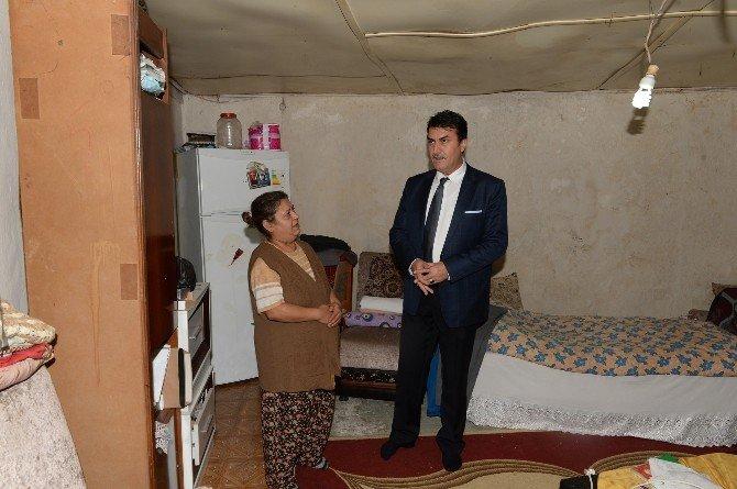 Parlakoğlu Ailesi Yeni Evine Kavuştu