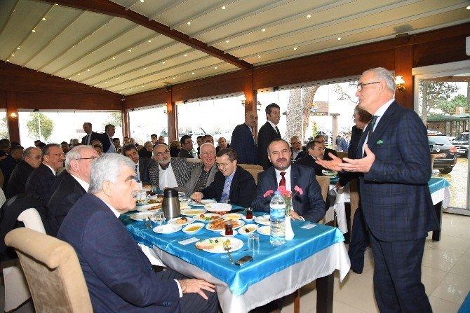 """Başkan Yılmaz: """"550 Km Köy Yolu Çamurdan Kurtarıldı"""""""