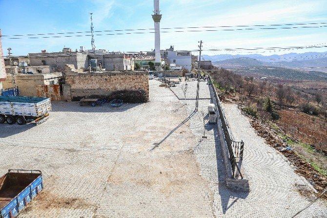 Şehitkamil, Kırsal Yatırımlarını Sürdürüyor