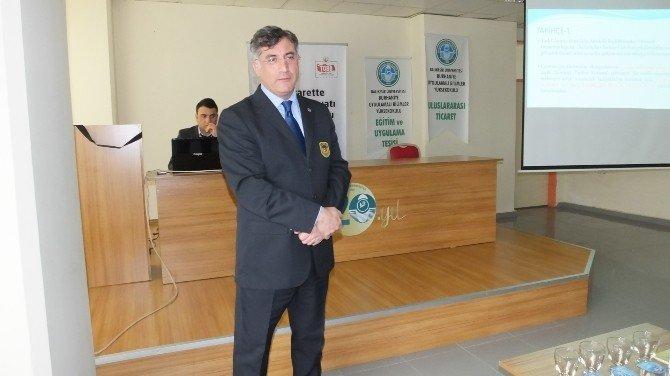 Burhaniye'de Ticaret Odası Üniversite İşbirliği