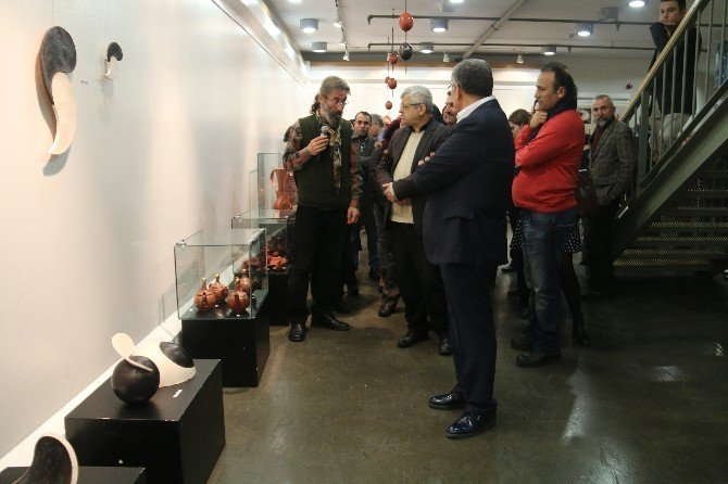 Murat İres, Eserlerini Sanatseverlerle Buluşturdu