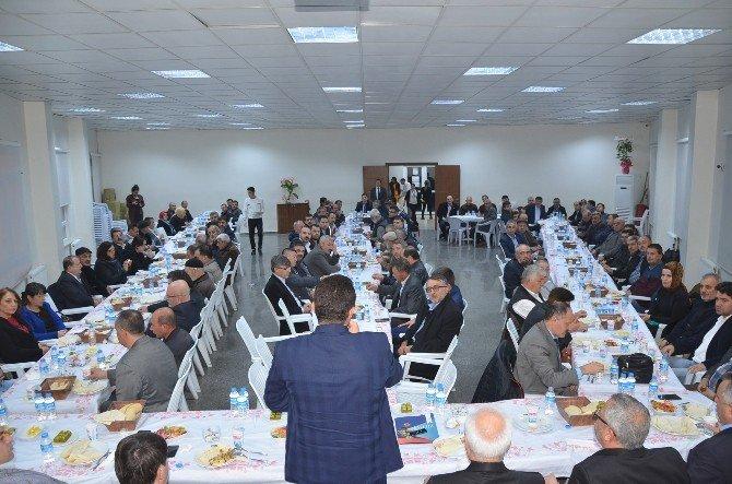 Bozüyük'te STK'lar Yenidoğan Mahalle Konağı'nda Bir Araya Geldi