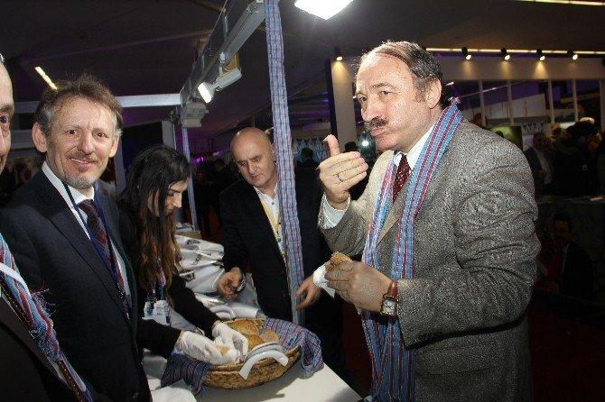 Fındıklı Ekmek Almanya'da Büyük İlgi Görüyor