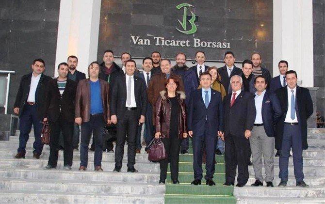 Trb2 Bölgesi Bal Ürünü Değerlendirme Toplantısı