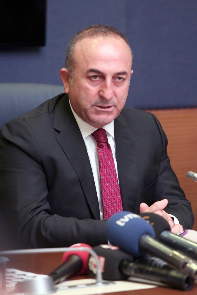 Çavuşoğlu: Rusya'dan ortak çalışma grubu teklifimize 3 aydır cevap gelmedi