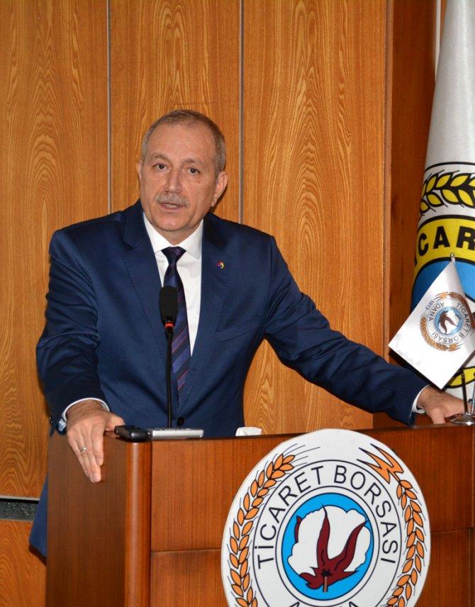 ATB Başkanı Bilgiç: Tarım ürünlerinde dışa bağımlılık azaltılmalı