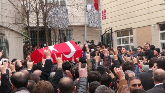 Türkmendağı'nda vurulan Ferhat Tüle, son yolculuğuna uğurlandı