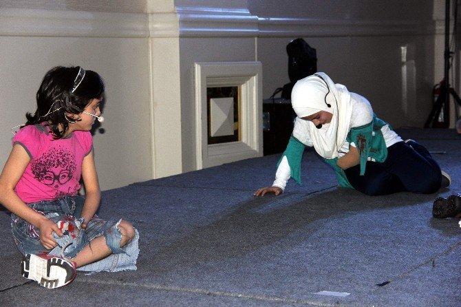Uluslararası Hastalara Yardım Derneği, Suriyeli Çocuklara Derman Oluyor
