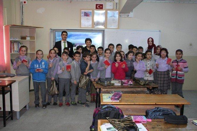 Öğrencilere Vergi Bilinci Semineri Düzenlendi
