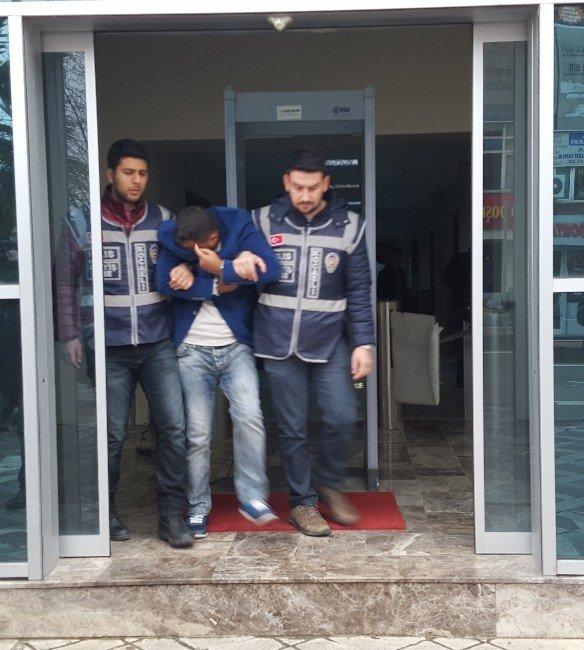 Tacizci Yankesiciler Adliyeye Sevk Edildi