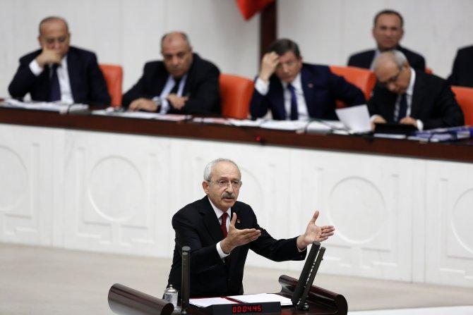 Kılıçdaroğlu: 2 gazeteci yarı açık cezaevine geldikleri için mutluyum