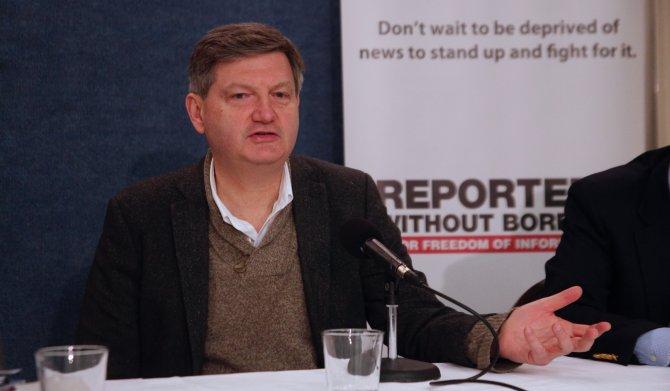 ABD'nin efsane gazetecileri: Basına baskı yöntemleri klasik diktatör tavırları