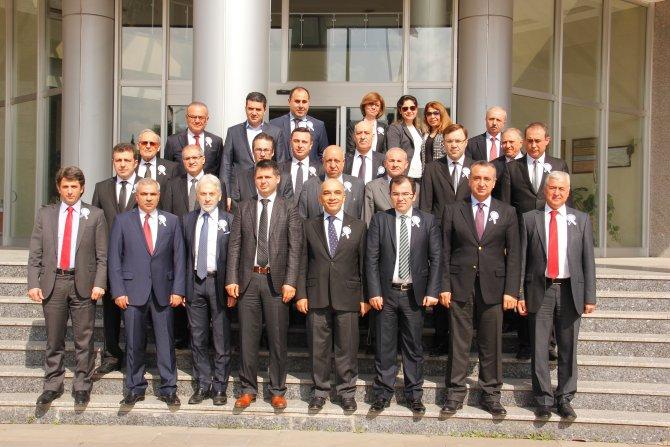 ADASO Meclis Başkanı Çomu: Damga vergisi kanunu yenilenmeli