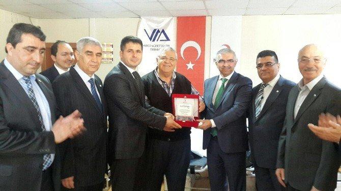Vergi Müfettişleri Kan Bağışladı