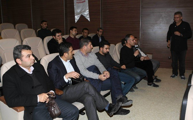'İnovatif Okul, İnovatif Öğretmen' Konferansı Verildi