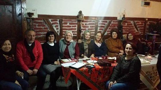 Akçakocalı Kadınlar Ankara'da Melen Gücçeği Tatlısı Yapacak