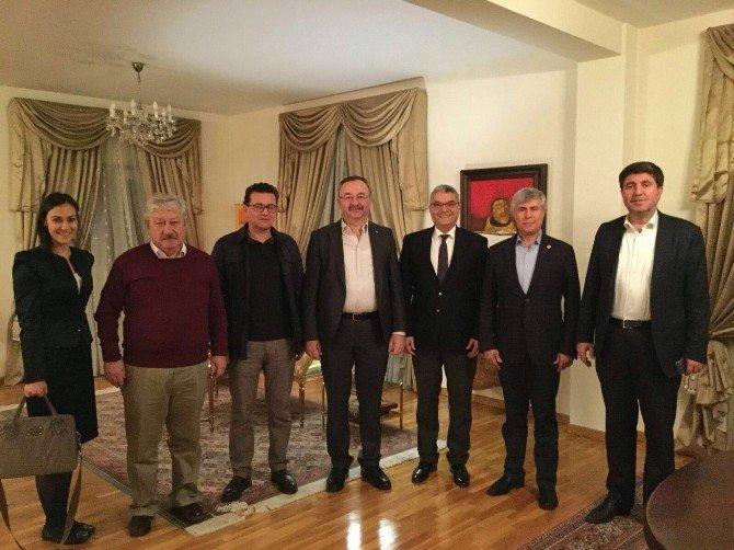 Akdeniz Parlamenter Asamblesi Genel Kurul Toplantısı Yapıldı