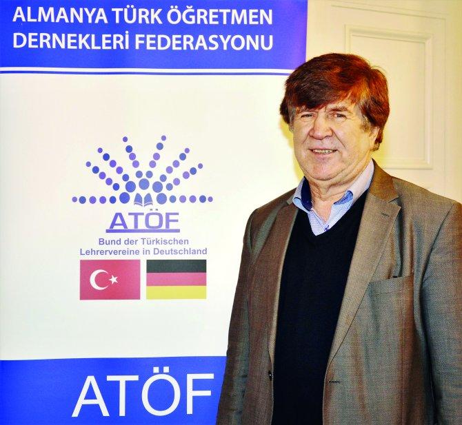ATÖF Başkanı Tuna: Türkçe öğretmenleri de buradan yetişmeli