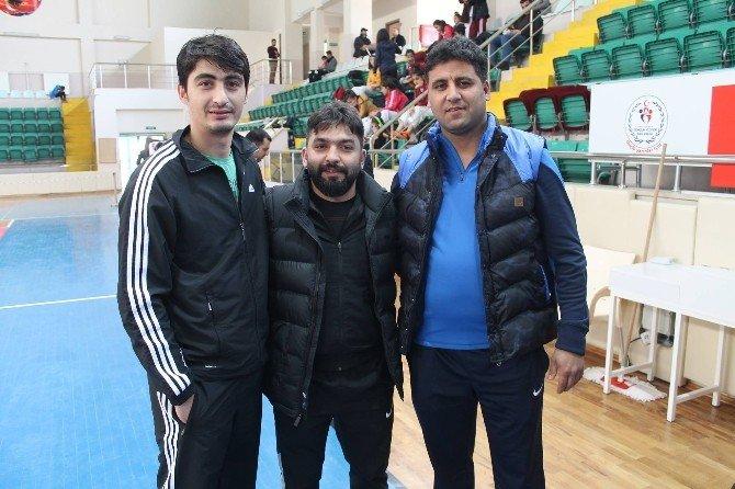 Anadolu Yıldızları Ligi Tekvando Grup Müsabakaları Başladı