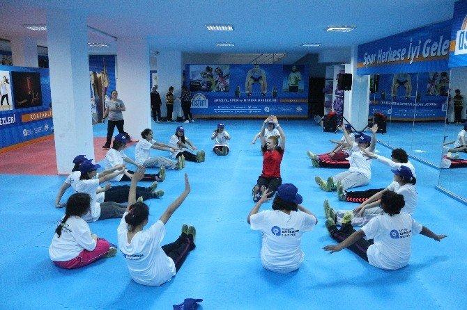 Özel Çocuklara Özel Spor