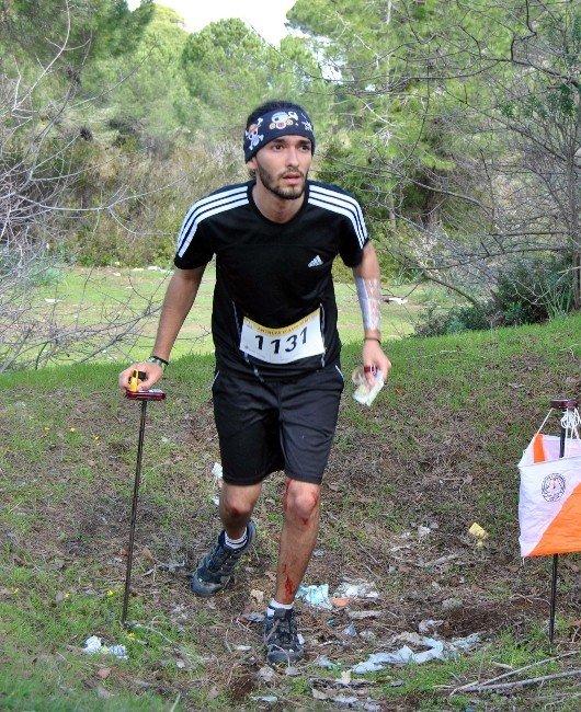 Antalya'da Oryantiring Yarışları Devam Ediyor