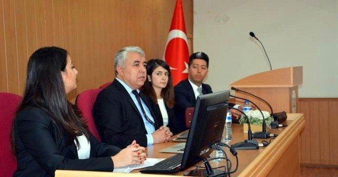Aydın'da Türkiye - Avrupa Birliği Müzakere Fasılları Eğitimi Düzenlendi