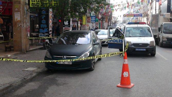 Şüpheli aracın sahibi gelince alarm sona erdi